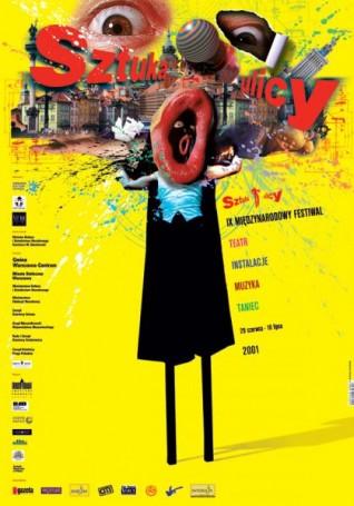 IX Międzynarodowy Festiwal -Sztuka ulicy