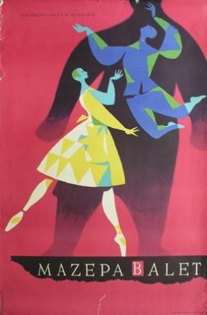 Mazepa Balet, 1977 r.