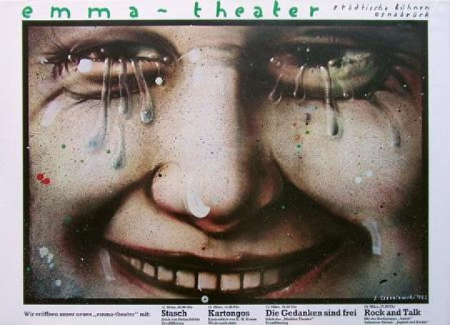 Emma theater, 1982