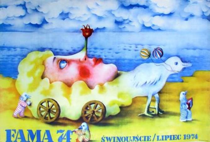 FAMA 74 Świnoujście/ lipiec 1974