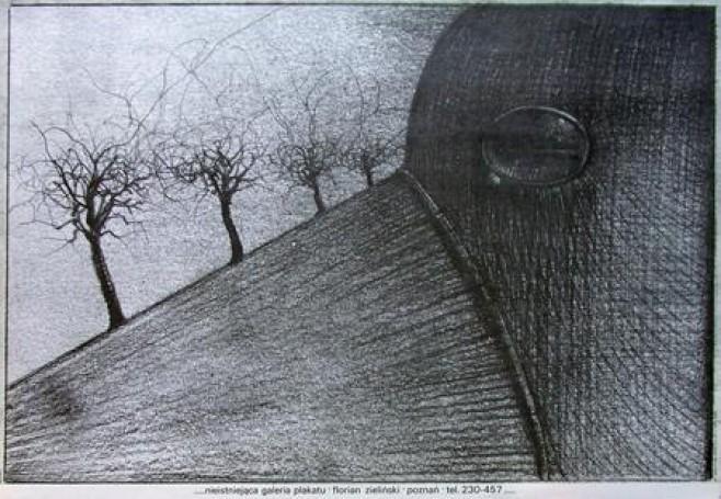 Nieistniejąca galeria plakatu Florian Zielinski