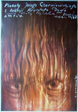 Plakaty Czerniawskiego zkolekcji Krzysztofa Dydo
