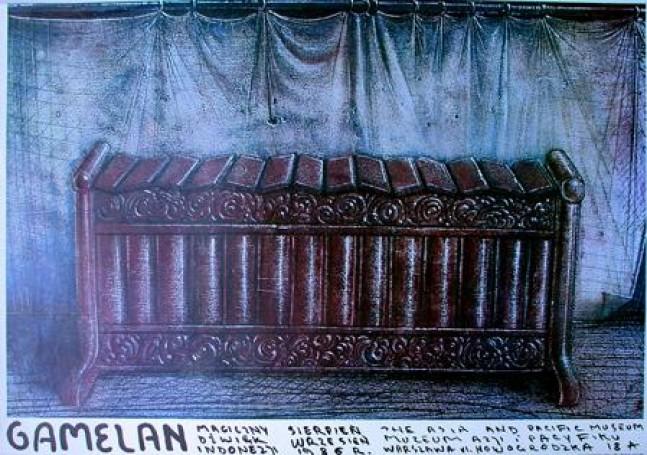 Gamelan, 1986 r.