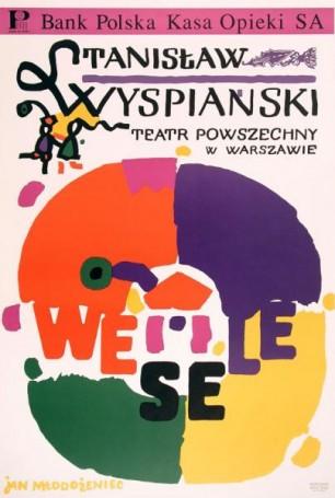 Wesele, 1995 r.