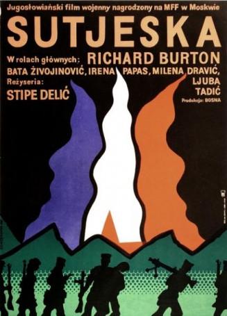Sutjeska, 1974 r., reż. Stipe Delic