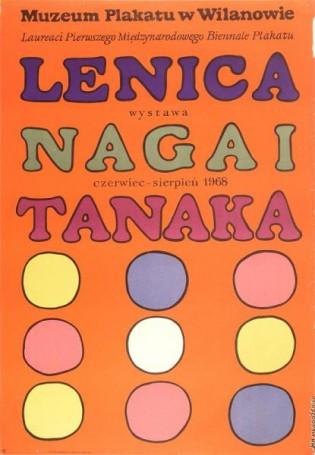 Laureaci Pierwszego Międzynarodowego Biennale Plakatu Lenica Nagai Tanaka, 1968 r.