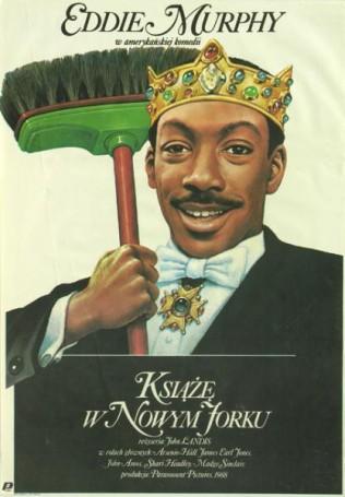 Książę wNowym Jorku, 1989 r.