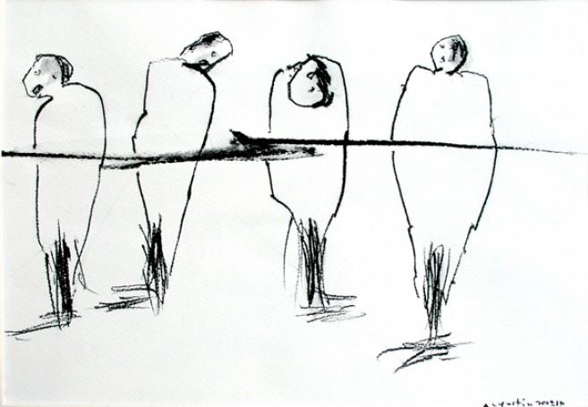 Bez tytułu, 2009 r.