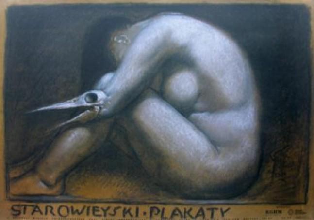 Starowieyski plakaty. Legnickie Centrum Kultury, 2007 r.