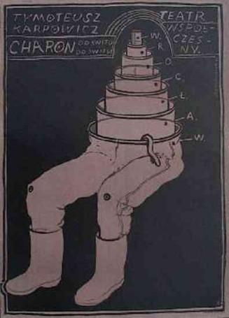 Charon od świtu do świtu, 1972 r.