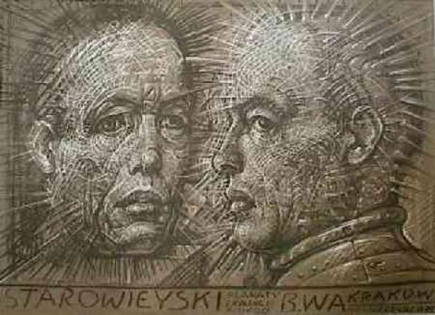 Starowieyski. Plakaty, BWA Kraków, 1989 r.