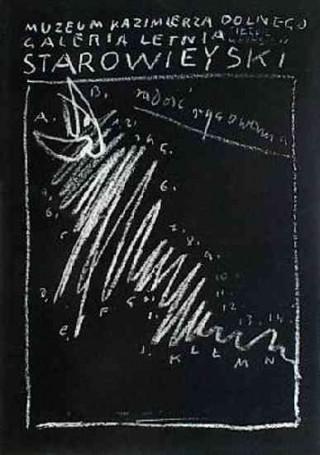 Starowieyski, radość rysowania Galeria letnia, 1985 r.