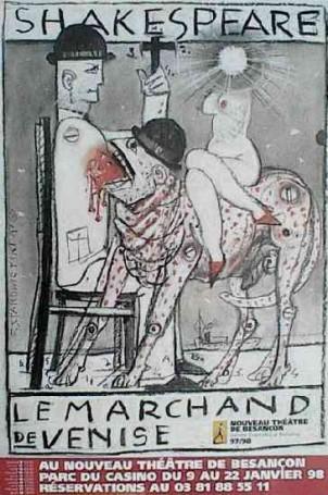 Le Marchand de Venice, 1997 r.