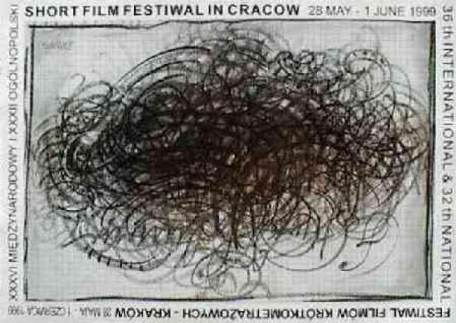 XXXVI Międzynarodowy iXXXII Ogólnopolski Festieal Filmów Krótkometrażowych -Kraków, 1998 r.
