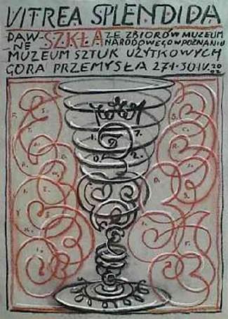 Vitrea Splendida Dawne szkła zezbiorów Muzeum Narodowego wPoznaniu, 2002 r.