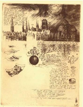 List zGdańska, 1983 r.