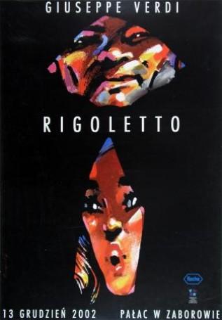 Rigoletto, Giuseppe Verdi, 2002 r., Waldemar Świerzy