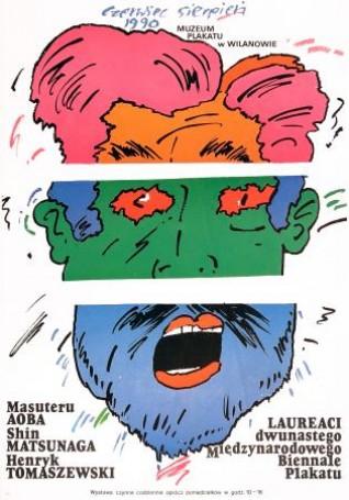 Laureaci XII Międzynarodowego Biennale Plakatu