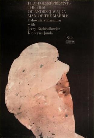 Człowiek zmarmuru, 1977 r.