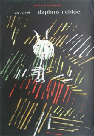 Daphnis iChloe, 1963 r.