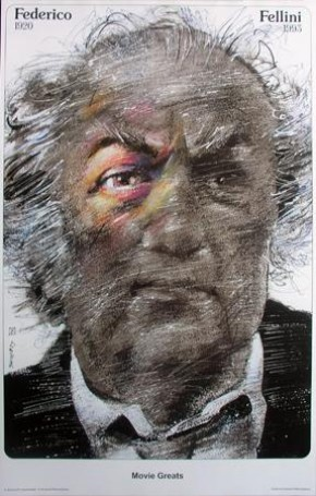 Federico Fellini movie greats, 2010 r.