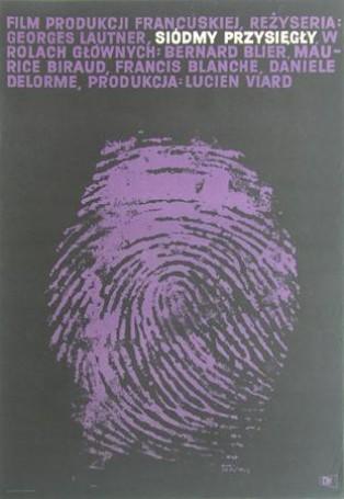 Siódmy przysięgły, 1963 r.