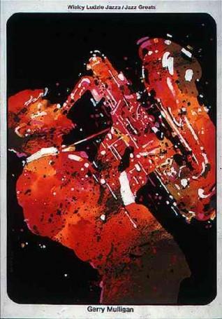 Wielcy Ludzie Jazzu -Gerry Mulligan