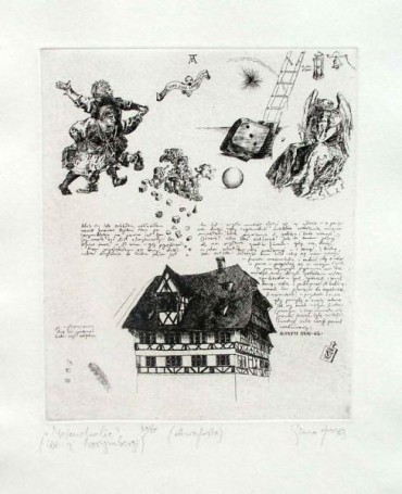 Melancholia (List zNorymbergi), 1983 r.