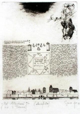 Pod Atlantem (List zTorunia), 1981 r.