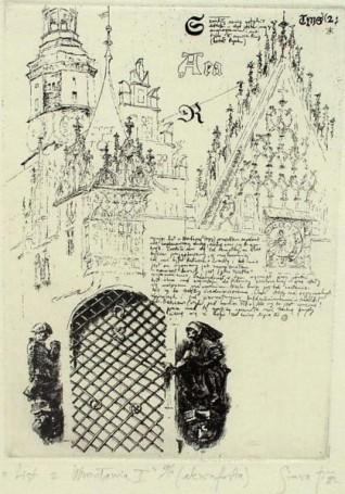 List zWrocławia II, 1982 r.