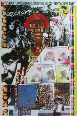 Wystawa Plakatów iOkładek Płytowych zkolekcji Krzysztofa Dydo
