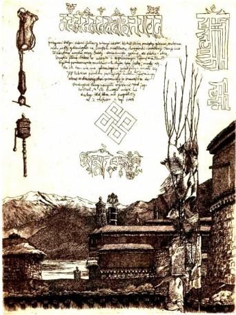 List zTybetu II, 2007 r.