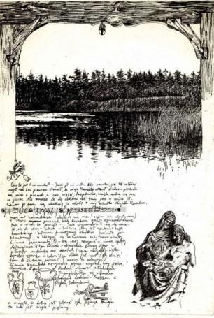 Kaszubska kołysanka (List zŻukowa), 1982 r.
