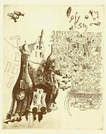 Z mojego domu (List zKatowic), 1984 r.