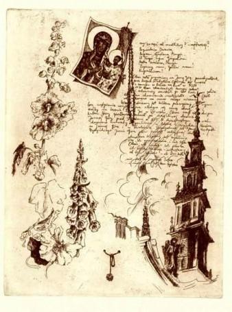 Jasnogórskie rekolekcje (List zCzęstochowy), 1984 r.