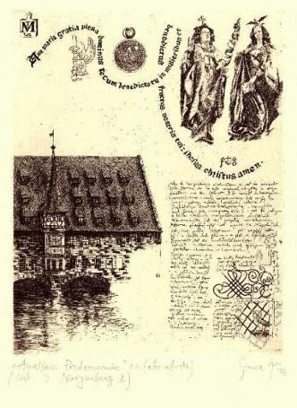 Anielskie pozdrowienie (List zNorymbergii II), 1983 r.