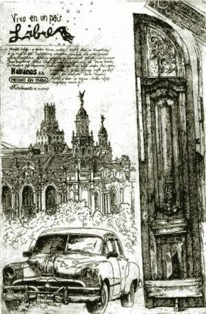Gran Teatro (List zKuby), 2009 r.