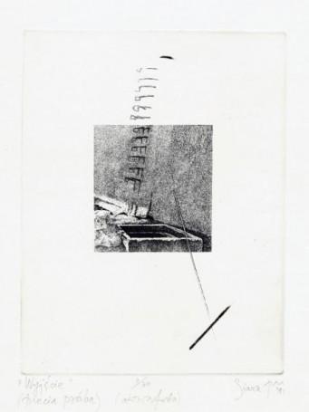 Wyjście (trzecia próba), 1991 r.