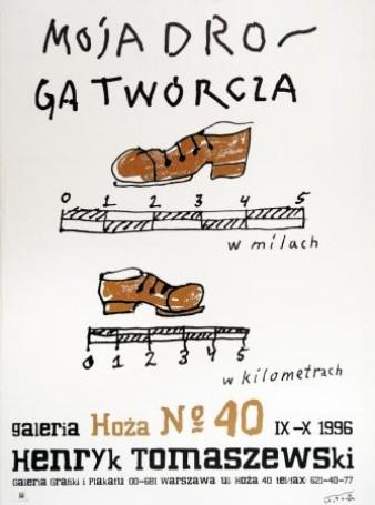 Moja droga twórcza, 1996 r.
