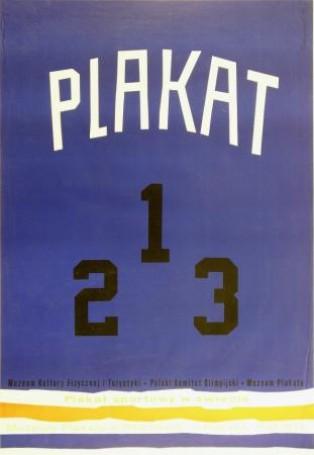 Plakat 123