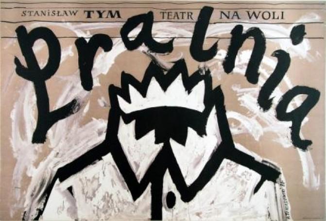 Pralnia, 1981 r.