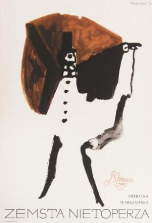 Zemsta nietoperza, 1970 r.
