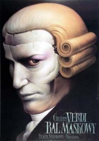Bal maskowy, G. Verdi, 1998