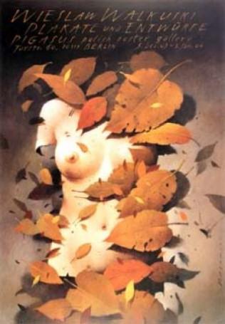 Wieslaw Walkuski -Plakate und Entwurfe, 2003 r.