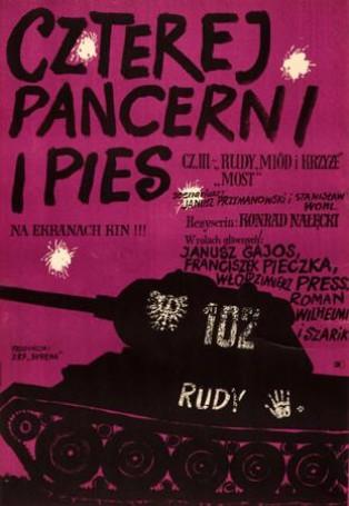 Czterej pancerni ipies III, 1967 r.