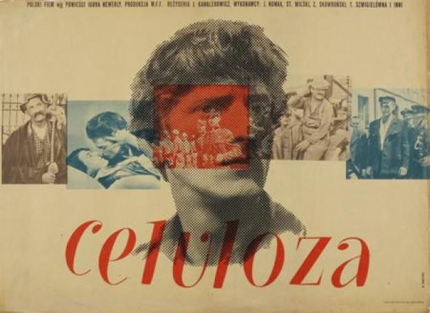 Celuloza, 1954 r.