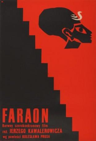 """Pałka J. """"Faraon"""" 1966, J.Kawalerowicz"""