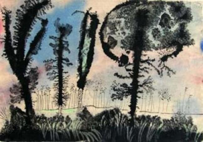 Szum drzew