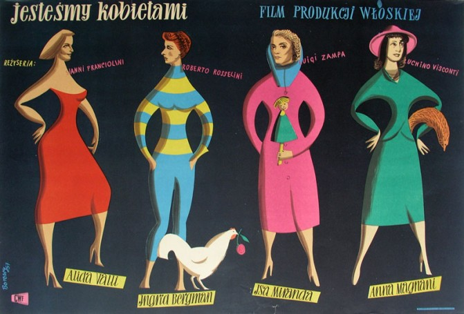 Jesteśmy kobietami, 1957 r.