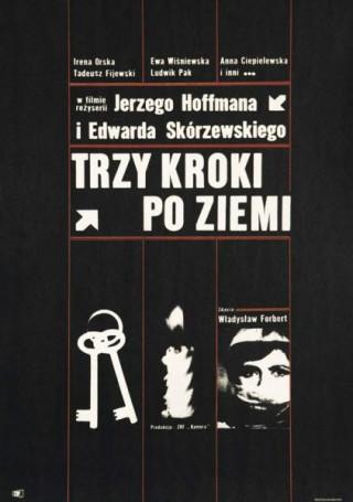 Trzy kroki po ziemi, 1965 r., reż. J. Hoffman